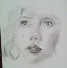 Scarlett Johansson by chigirl1721